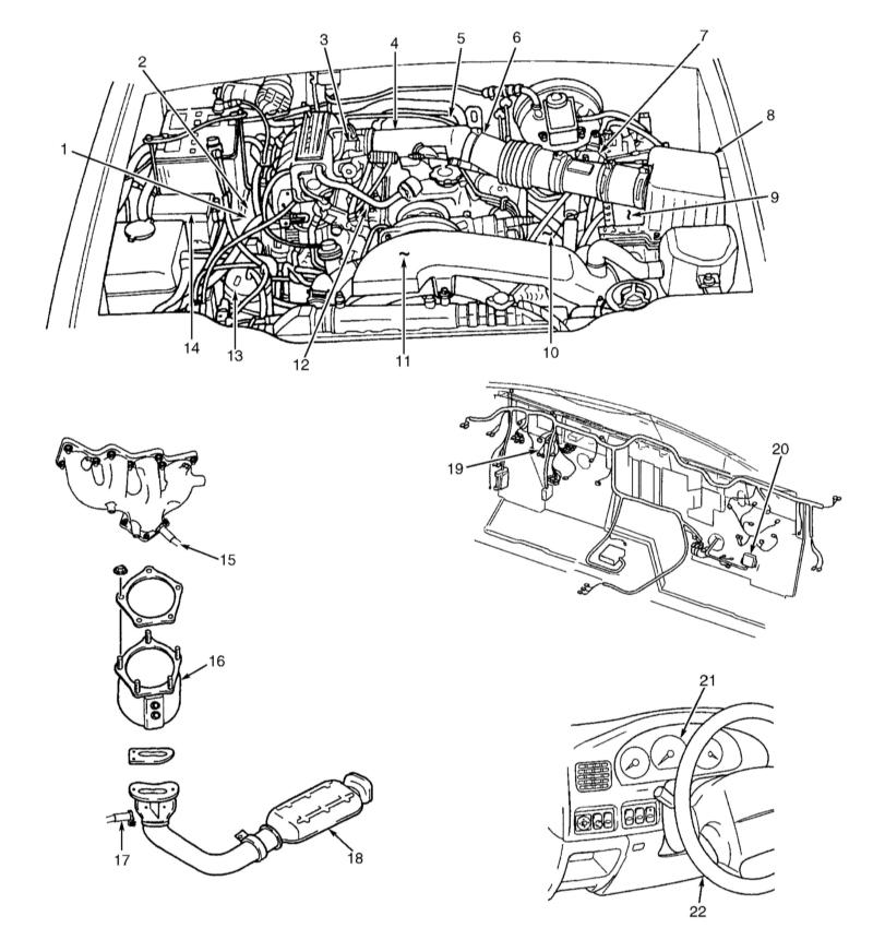 4 — Э/мотор системы